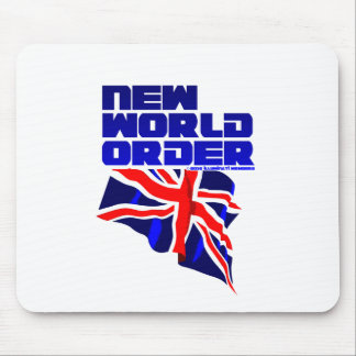 New World Order Mouse Pad