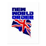 New World Order Postcards