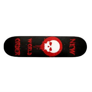 New World Order Skateboard