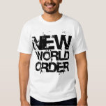 New World Order Tee Shirt
