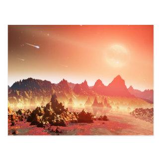New World Postcard