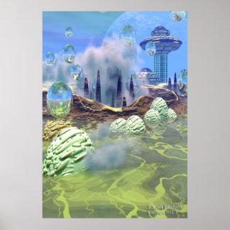 New World Poster