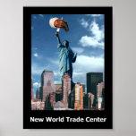 New World Trade Center Poster