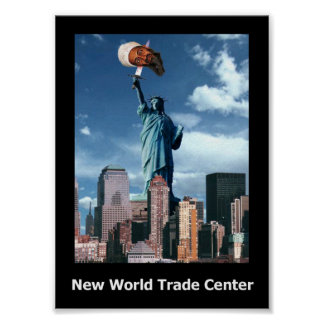 New World Trade Center Poster