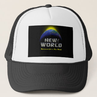 New World Trucker Hat