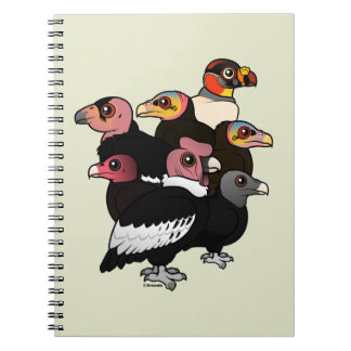 New World Vultures Notebook