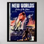 New Worlds 005 (1949.Nova)_Pulp Art Poster