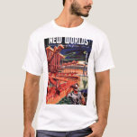 New Worlds 009 (1951-Sp.Nova)_Pulp Art T-Shirt