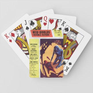 New Worlds 109 (1961-08.Nova)_Pulp Art Playing Cards