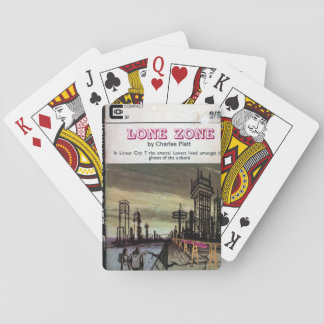 New Worlds 152 (1965-07.Roberts&Vinter)_Pulp Art Playing Cards