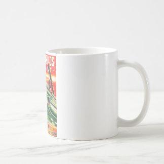 New Worlds 1950_Pulp Art Coffee Mug