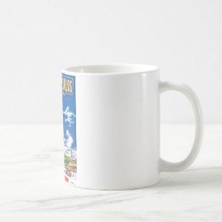 New Worlds 1951_Pulp Art Coffee Mug