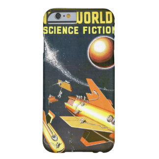 New Worlds 20_Pulp Art Barely There iPhone 6 Case