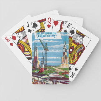New Worlds 40 Playing Cards