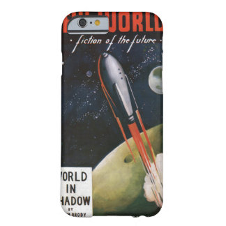 New Worlds 4_Pulp Art Barely There iPhone 6 Case