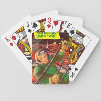 New Worlds 50_Pulp Art Playing Cards