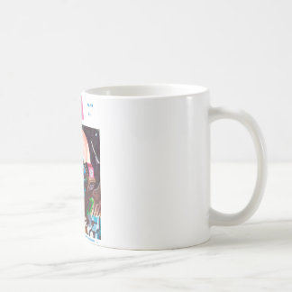 New Worlds 54_Pulp Art Coffee Mug