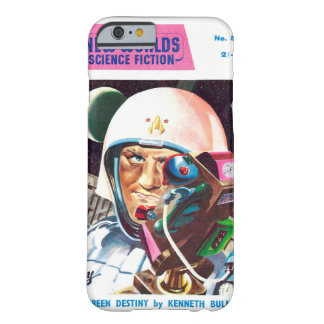 New Worlds 57_Pulp Art Barely There iPhone 6 Case