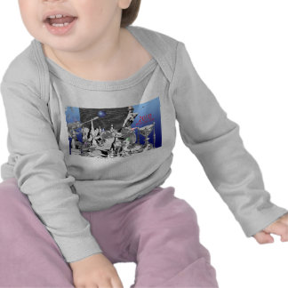 New Year 2010 Infant Long Sleeve T Shirt