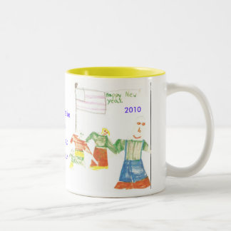 New Year 2010 Coffee Mugs
