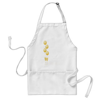 New Year 2011 Adult Apron