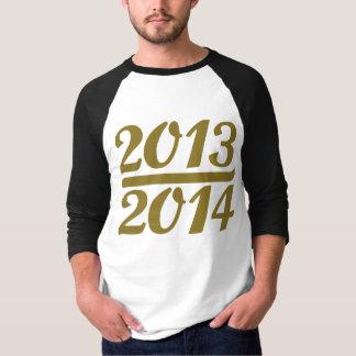 New Year 2013 2014 T-Shirt