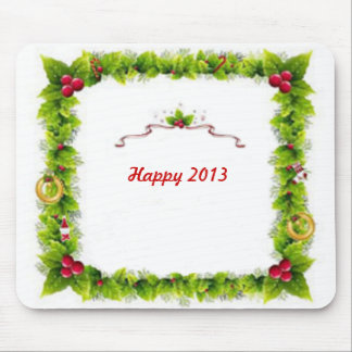 New Year 2013 Mousepad