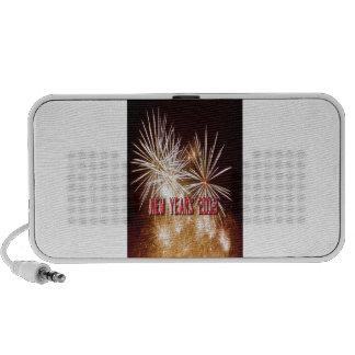 New year 2013 speaker system