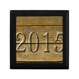 New year 2015 Customize Trinket Boxes
