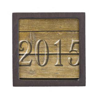 New year 2015 Customize Premium Jewelry Box