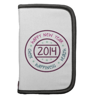 New Year 2015 Folio Planners