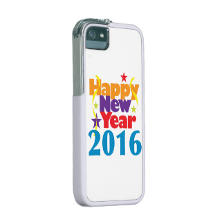 New Year 2016 Case For iPhone SE/5/5s