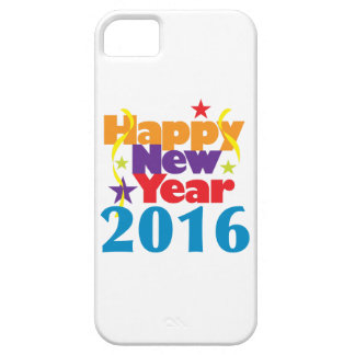 New Year 2016 iPhone SE/5/5s Case