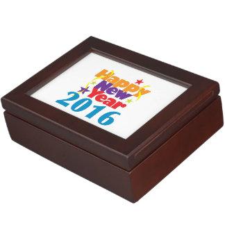 New Year 2016 Memory Box