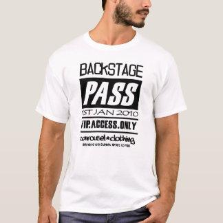 New Year Backstage PASS T-Shirt