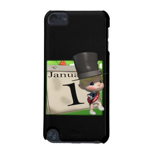 New Year Calendar iPod Touch 5G Cases