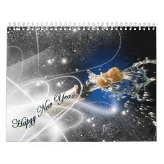 New Year Calender Calendar