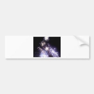 New Year Celebration Bumper Sticker