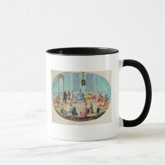 New Year celebration in Vienna in 1782, 1783 Mug