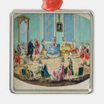 New Year celebration in Vienna in 1782, 1783 Christmas Tree Ornament