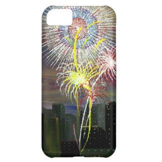 New Year Celebration iPhone 5C Case