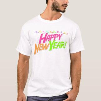New Year Countdown T-Shirt