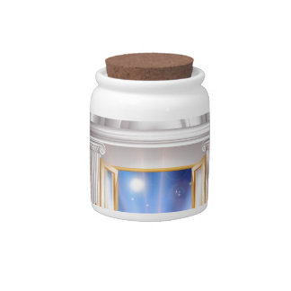 New Year Door 2014 Concept Candy Jar