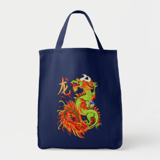 New Year Dragon and Symbol Bags