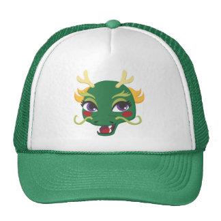 New Year Dragon Ride Trucker Hat