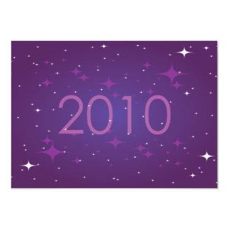 New Year E-Card 2010 Card