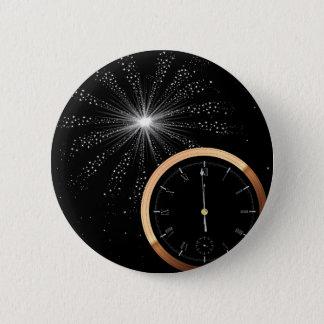 New Year Firework Button