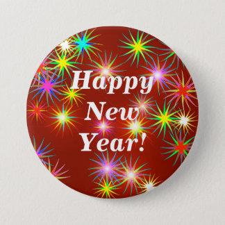 New Year Flash Button