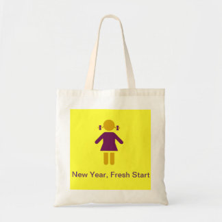 New Year Fresh Start Bolsas De Mano