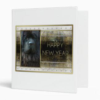 New Year - Golden Elegance - Newfoundland Binders